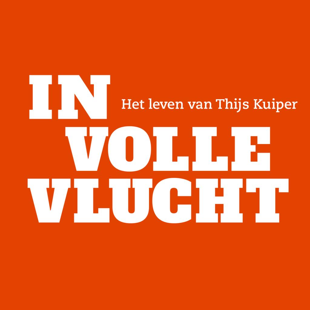 In volle vlucht - Thijs Kuiper